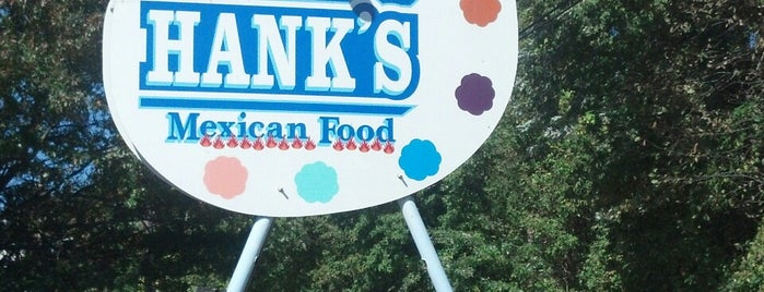 Hank's Frozen Custard and Mexican Food is one of PGH to do.