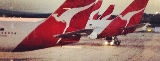 T1 (Domestic - Qantas) Terminal is one of Airp0rts.