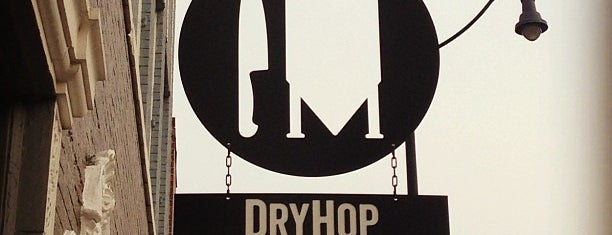 DryHop Brewers is one of The 15 Best Places for Burgers in Chicago.