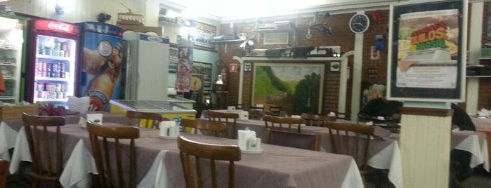 Estação 45 Pizzaria is one of Restaurantes.