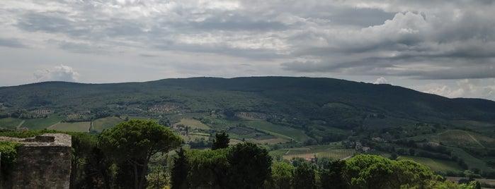 Rocca di Montestaffoli is one of Toscana.