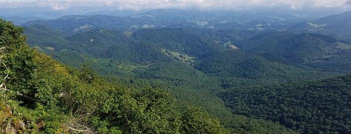 Elk Knob State Park is one of North Carolina.