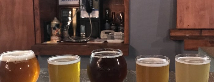 Blue Island Brewing Co. is one of Brewery Bucket List.