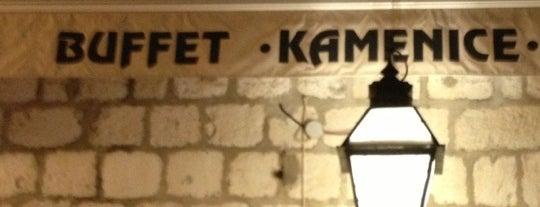 Buffet Kamenice is one of Restavracije.