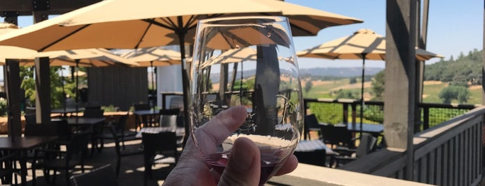 Turley Wine Cellars is one of Beyond the Peninsula.