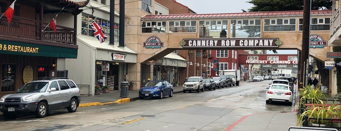 Cannery Row is one of San Francisco - May 2017.