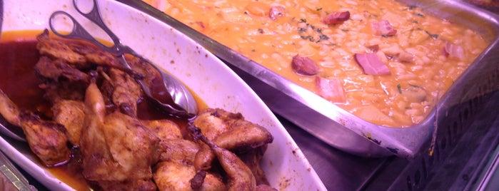 Os Mimos do Churrasco is one of Restaurants - Lisbon.