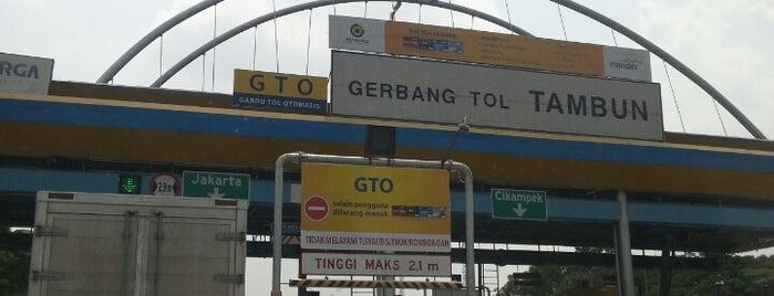 Gerbang Tol Tambun is one of Nyunyai permai.