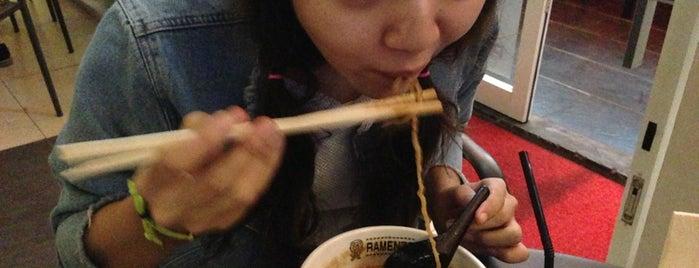 Ramen 38 (Sanpachi) is one of Favorite Kuliner.