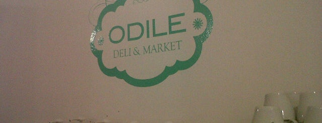 Odile Deli & Market is one of Brunch.