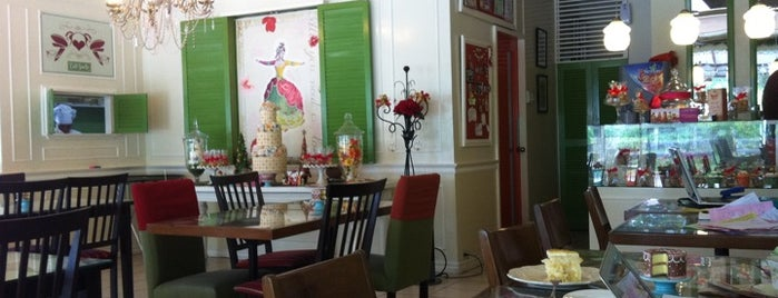 Cafe Noelle is one of Foodtrip.