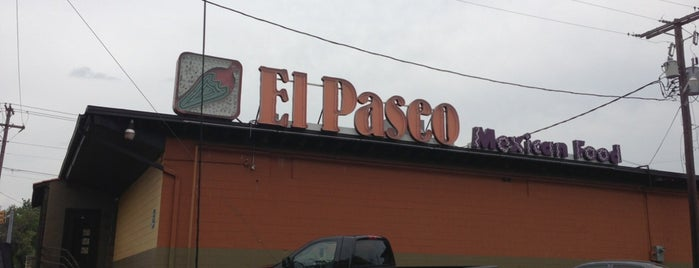 El Paseo Mexican Restaurant is one of Places I like to go!!.