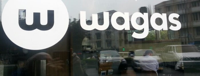 Wagas is one of Time Out Shanghai Distribution Points.