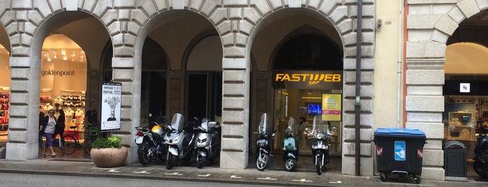 FASTWEB is one of Monobrand FASTWEB.