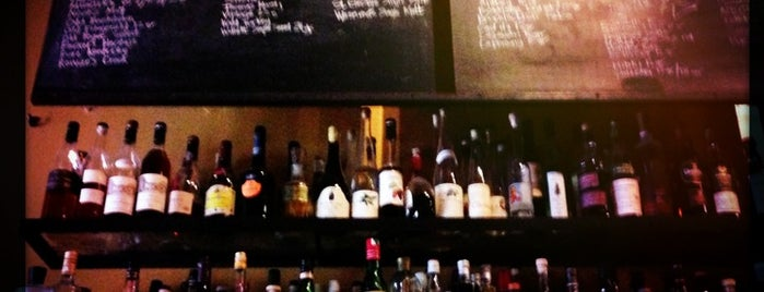 The Alembic is one of Upscale Bars and Lounges (SF).