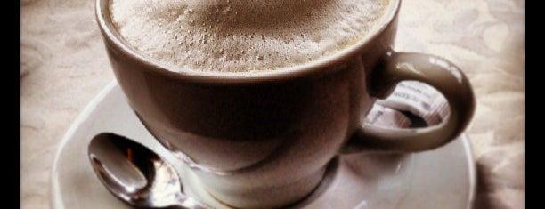 Vinci Cafe is one of ордынка.