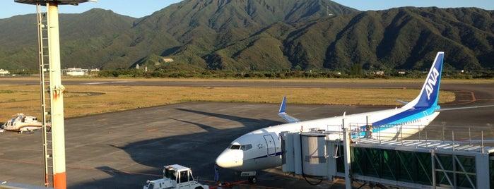 Hachijojima Airport (HAC) is one of Hachjojima.