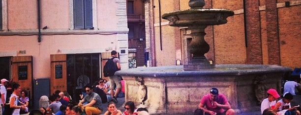 Piazza degli Zingari is one of To Rome with Love.