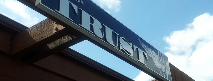 Trust Cellars is one of Woodinville Wineries.