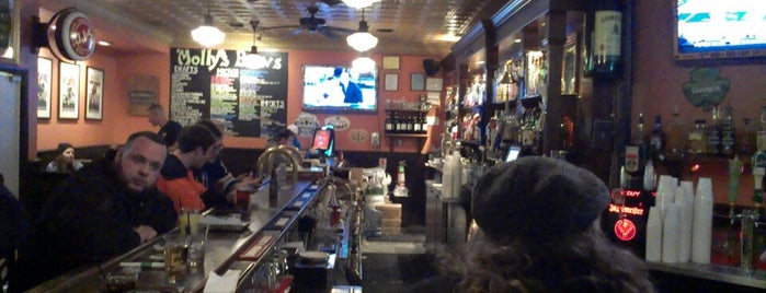 Molly's Irish Grille and Sports Pub is one of Craft Beer in the Lehigh Valley.