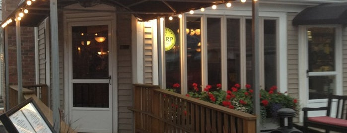 Mahoney's Atlantic Bar & Grill is one of Best Cape Cod.