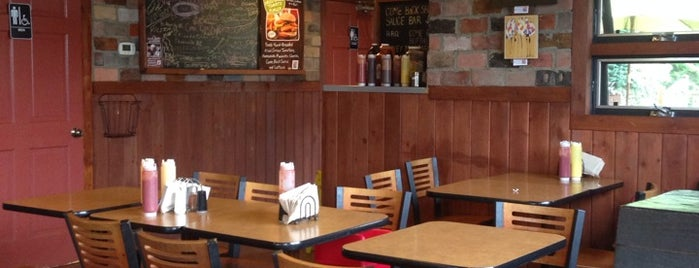 Come Back Shack is one of Must-visit Fast Food Restaurants in Mooresville.