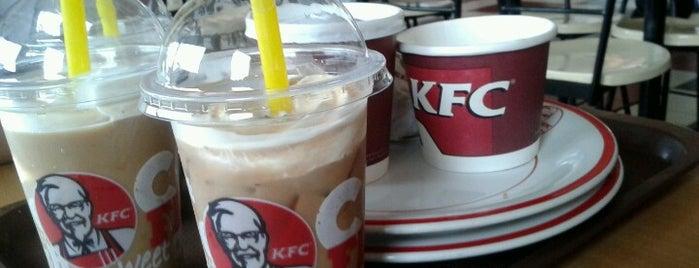KFC Hasanuddin is one of 20 favorite restaurants.