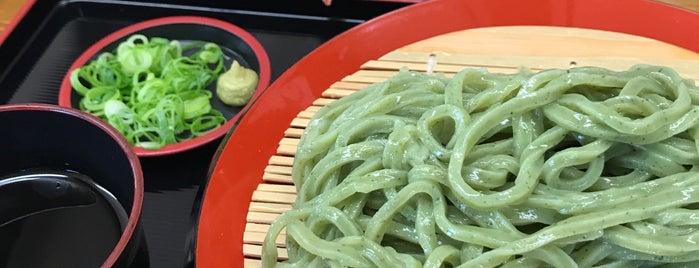竹内製麺所 is one of 美味しいもの.