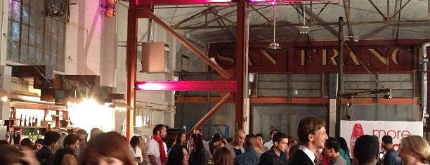 Folsom Street Foundry is one of SF Nightlife.
