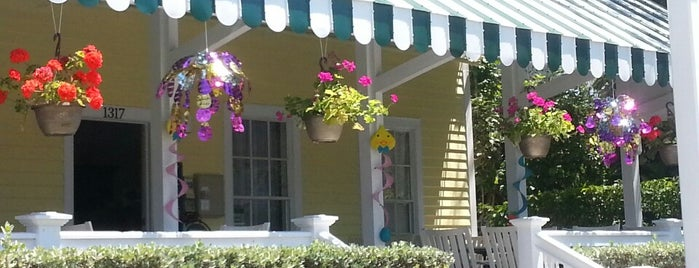 Avalon Bed and Breakfast Key West is one of The 15 Best Places for Breakfast Food in Key West.