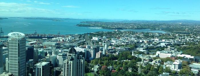 Orbit Restaurant is one of Auckland.