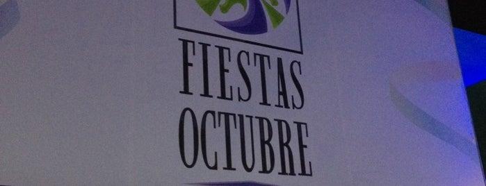 Fiestas de Octubre is one of Reto 100 ZMG.