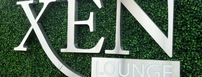 Xen Lounge is one of Los Angeles City Guide.