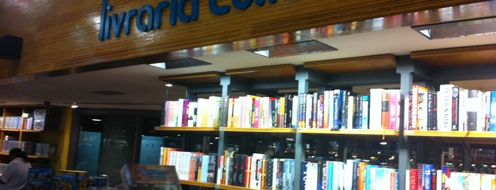 Livraria Cultura is one of Top 10 favorites places in Recife.