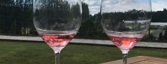 Betz Family Winery is one of Woodinville Wineries.