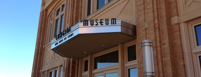 National Cowgirl Museum is one of Museums.