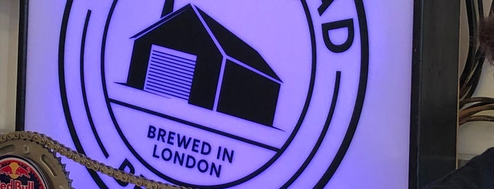 Bianca Road Brew Co is one of London.