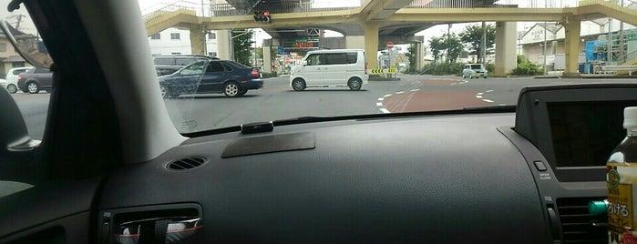 新郷出入口 is one of 高速道路.