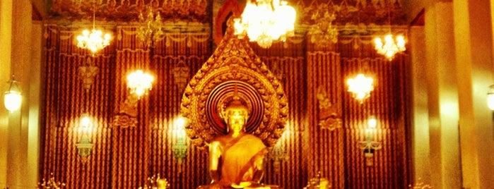 Wat Chana Songkhram is one of Bangkok.