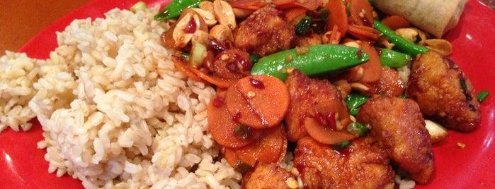 Pei Wei is one of Gluten-free Austin.