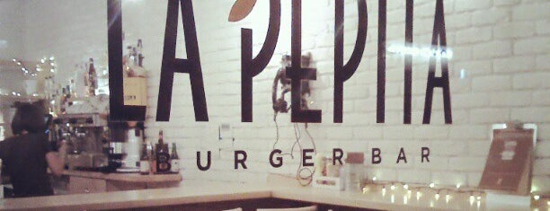 La Pepita is one of Burguer Lover.