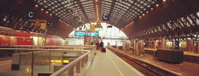 Köln Hauptbahnhof is one of Mein Deutschland.