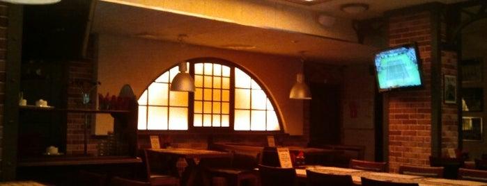 PintaHaus ex.Пинтагон is one of Club, restaurant, cafe, pizzeria, bar, pub, sushi.