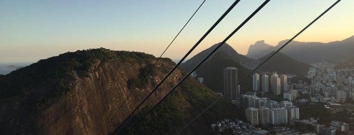 Estação Praia Vermelha is one of Rio De Janeiro.