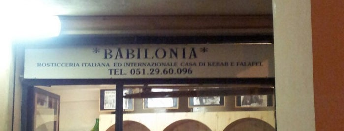 Babilonia Kebab is one of Bologna city.