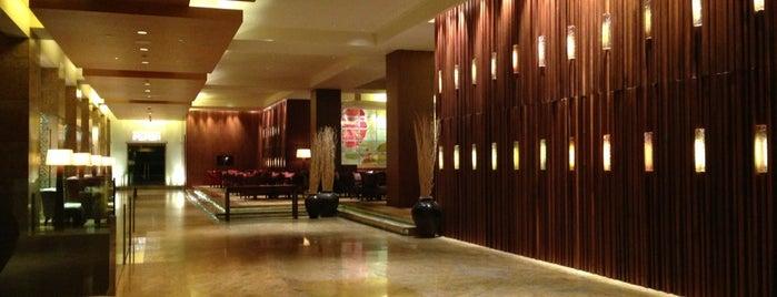Grand Hyatt is one of The 20 best value restaurants in Mumbai, India.