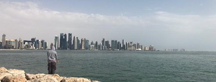 Doha Harbor is one of My Doha..