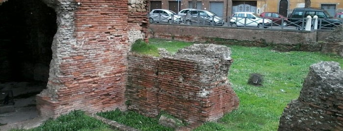 Bagni di Nerone is one of Italy 2014.