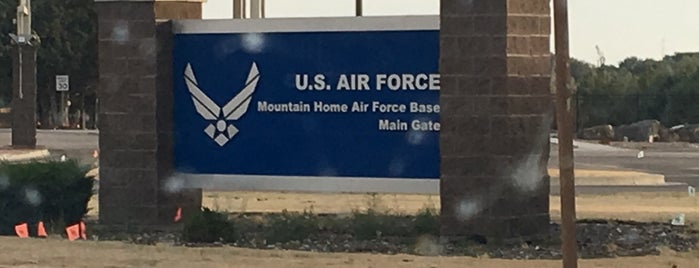 Mountain Home AFB is one of AFBs.