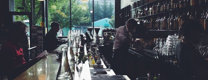 Café Presse is one of Top 10 favorites places in Seattle, WA.